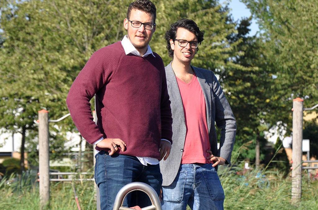 """Martijn de Jong en Nathan Tramper: """"We hebben hetzelfde doel"""""""