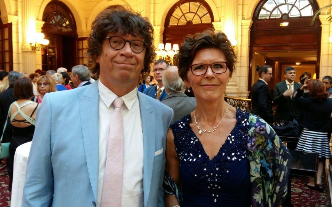 Goud in Parijs voor Simon Stelling