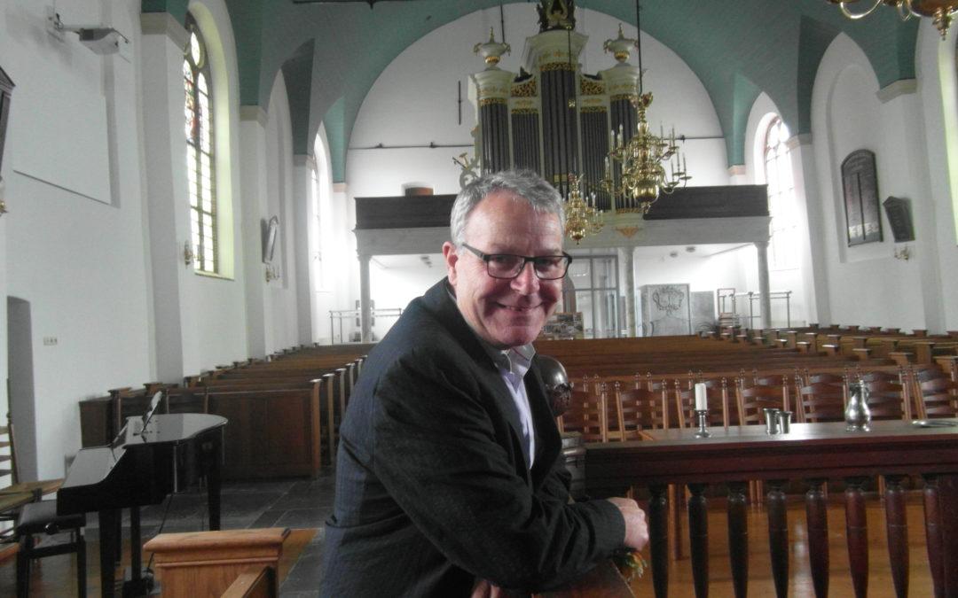 ds. Wim van der Top uit Hazerswoude