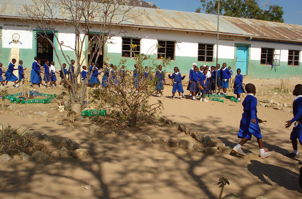 Alphense jongeren naar Tanzania