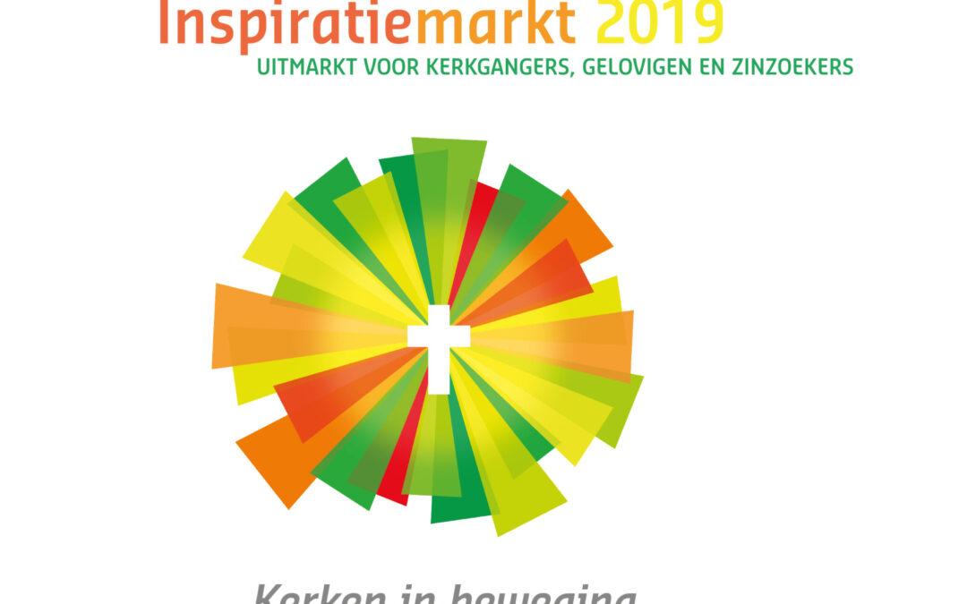Inspiratiemarkt – zaterdag 5 oktober2019